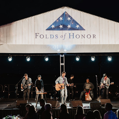 FOLDS OF HONOR PRESENTS JAKE OWEN 2019