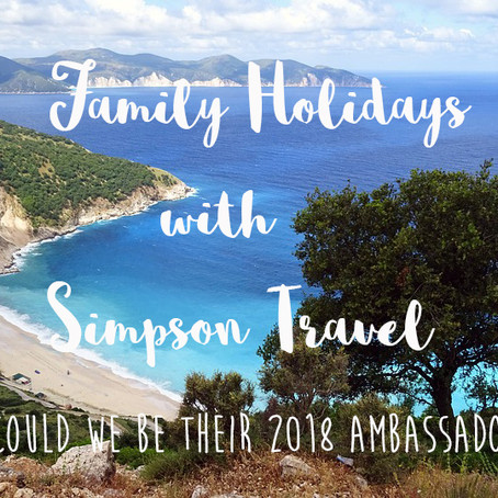 Family Holidays with Simpson Travel