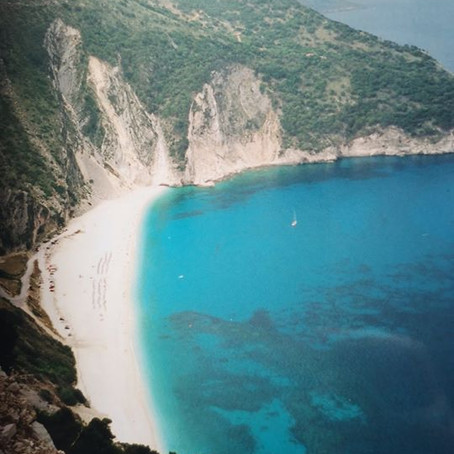 Dreaming of a holiday in Greece