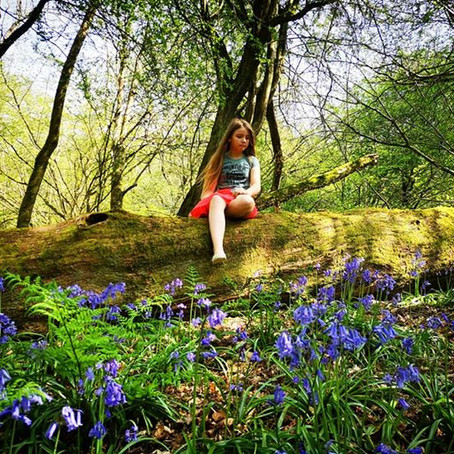 Six ways to get your kids outdoors this May