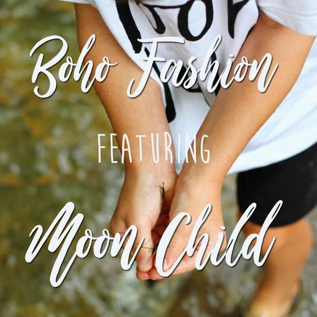 Boho Fashion: Moon Child