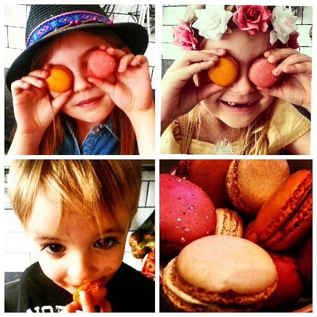 Instagram - #macarons
