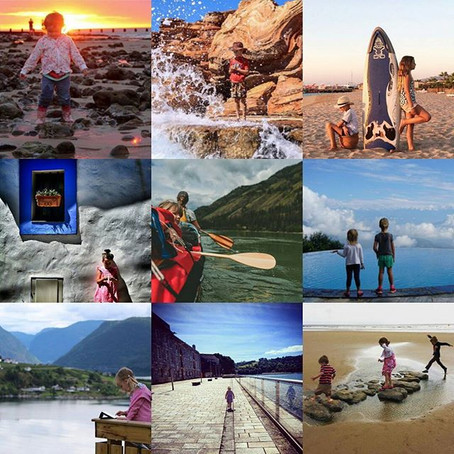 #ExplorerKids - August Round-up