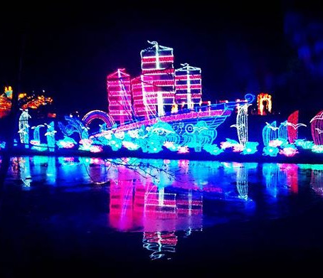 Magical Lantern Festival London review