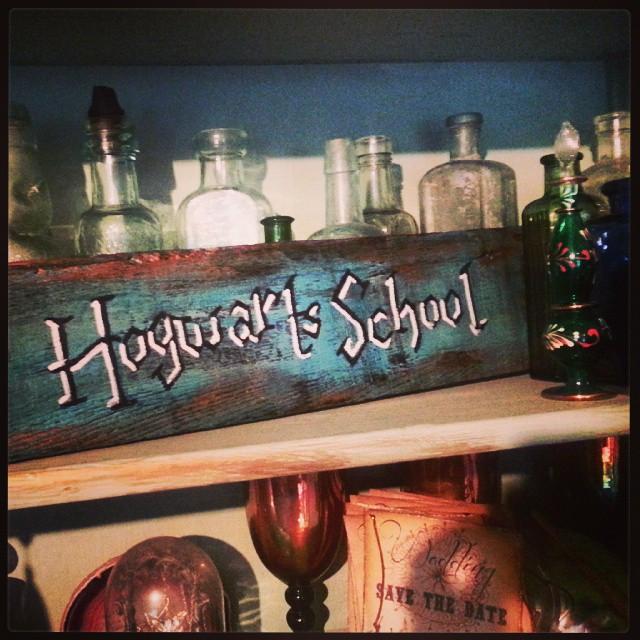 Instagram - #hogwarts
