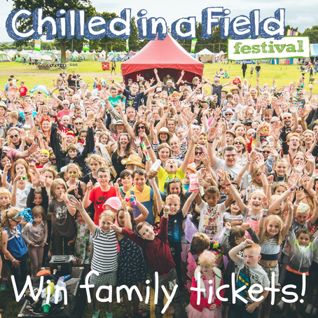 Chilled in a Field Festival Giveaway