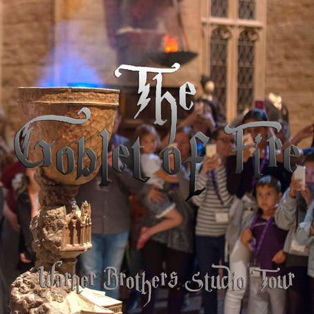 The Goblet of Fire - Warner Brothers Studio Tour