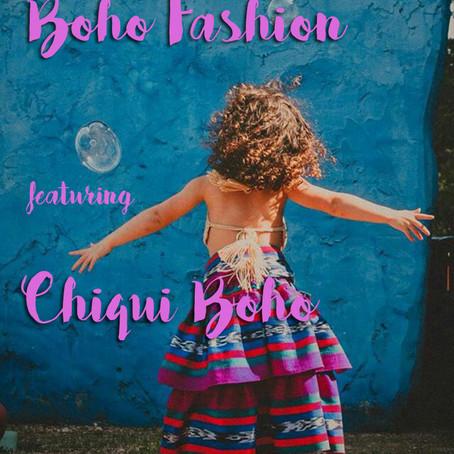 Boho fashion: Chiqui Boho
