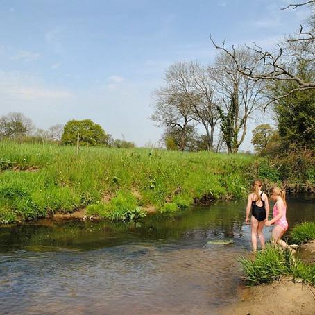 My Wild Ones: River paddling