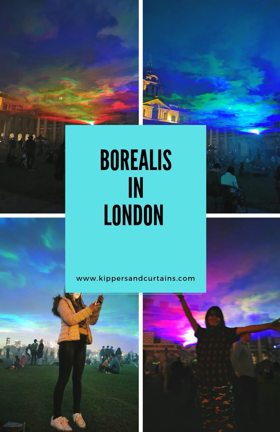 Borealis - The Northern Lights in London