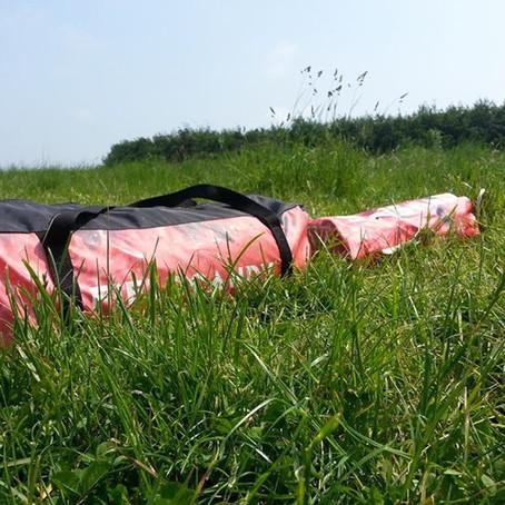 The FieldCandy Watermelon Tent