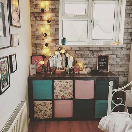 Bedroom switcheroo