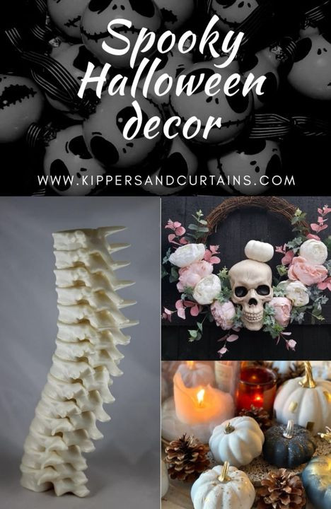 Spooky, quirky Halloween decor ideas