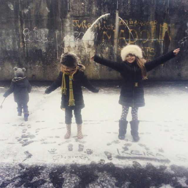 Instagram - #Snow #kids #winter #England