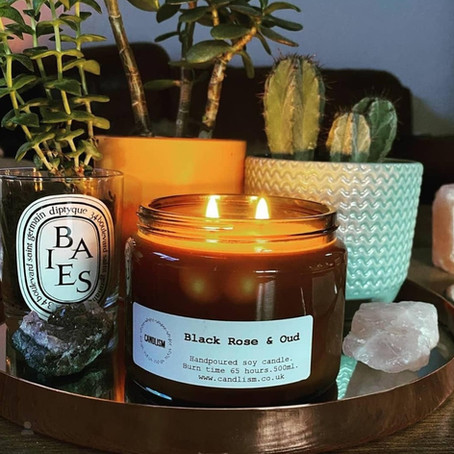 Candlism - hand-poured soy candles a giveaway