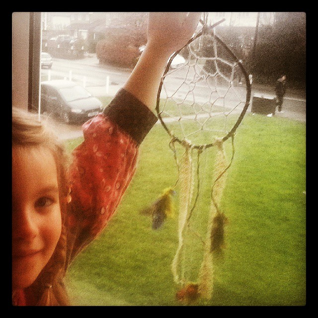 Instagram - Handmade #dreamcatcher
