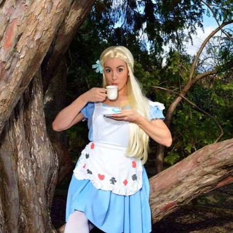 Curiouser and Curiouser - Visit Alice this Easter at Groombridge
