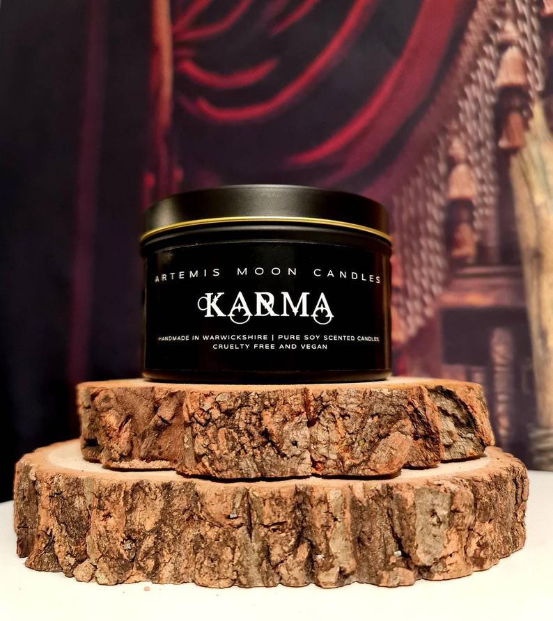 Lush Karma candle