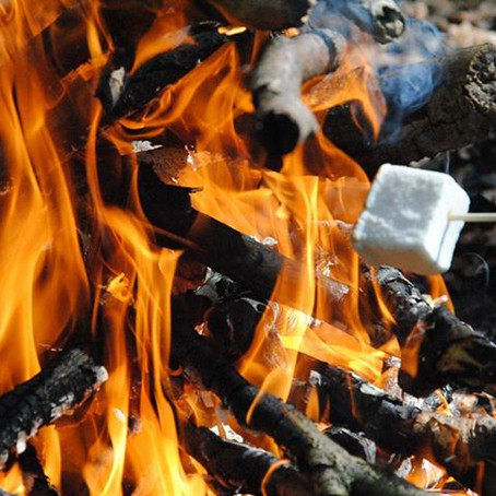How to build the perfect campfire
