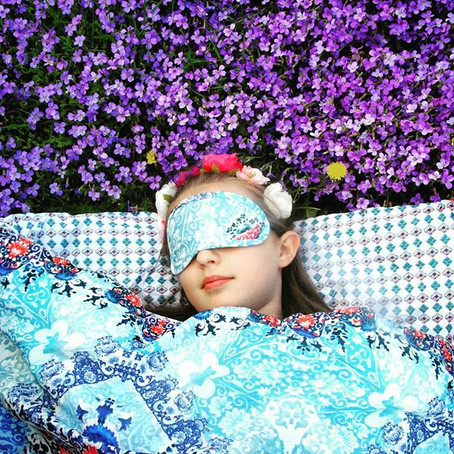Sleeping Beauties - boho sleeping bags