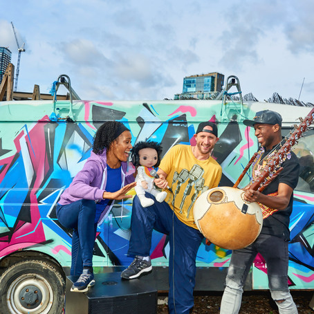 Oily Cart put the Hip into Hippity Hop this Christmas
