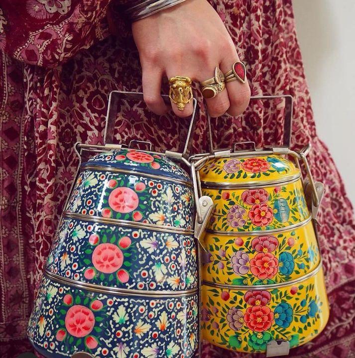 Love from Lakshmi enamelware