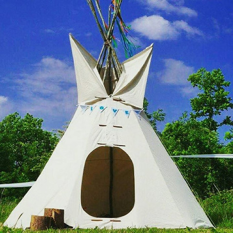 Tipi Life - How to put up a teepee