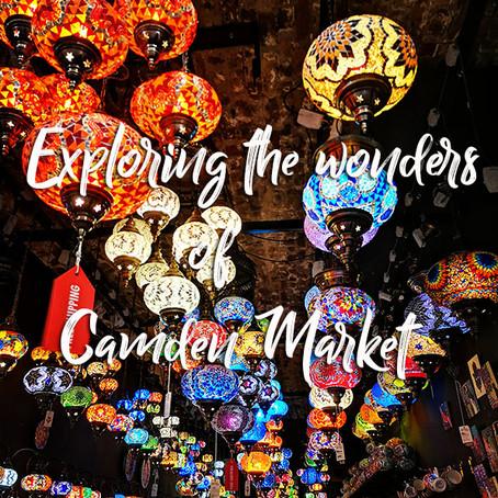 Exploring the wonders of Camden Market