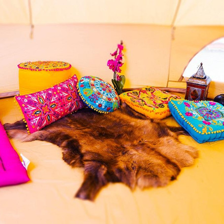 Must have Glamping Accessories
