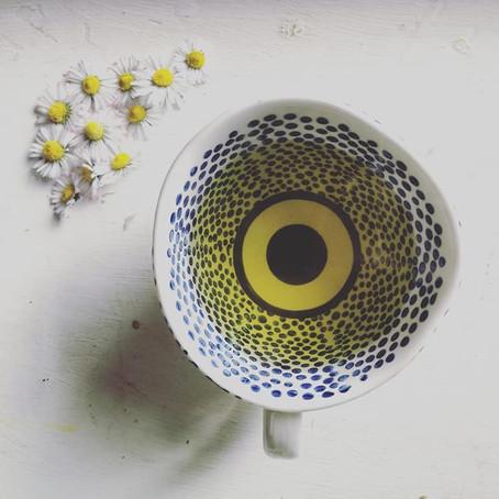 The benefits of daisy tea