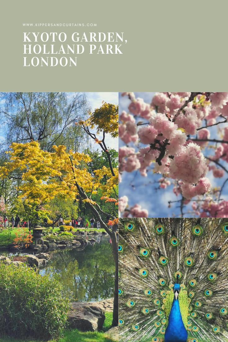 Kyoto Garden Holland Park London