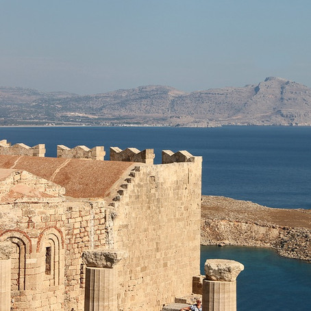 How to explore the island of Rhodes with kids in tow