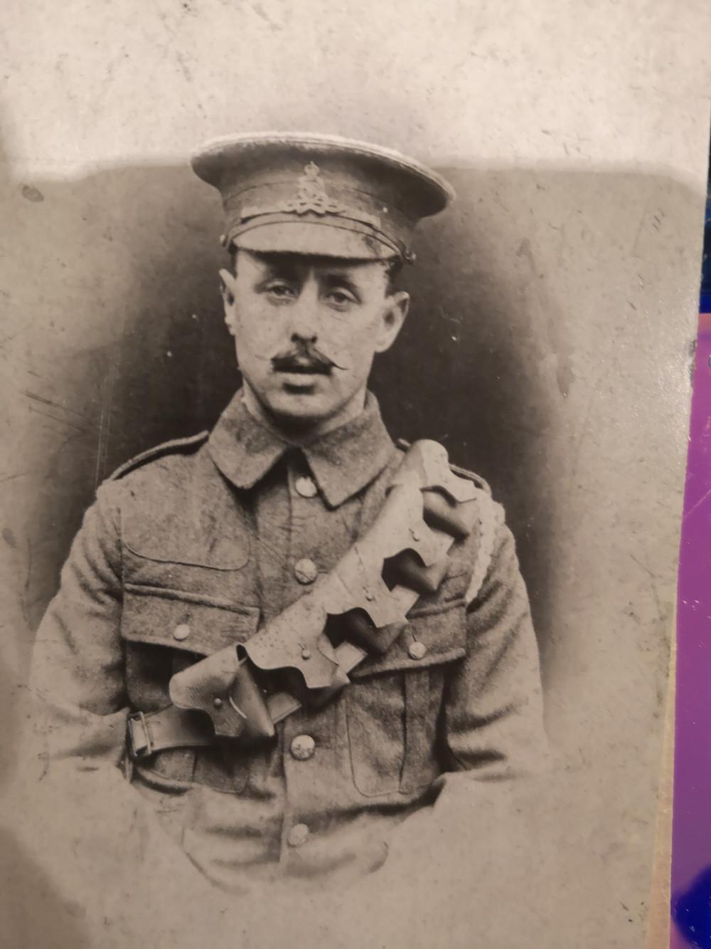 Herbert James Wood, Croydon