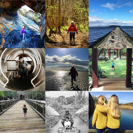 #ExplorerKids April Round-up