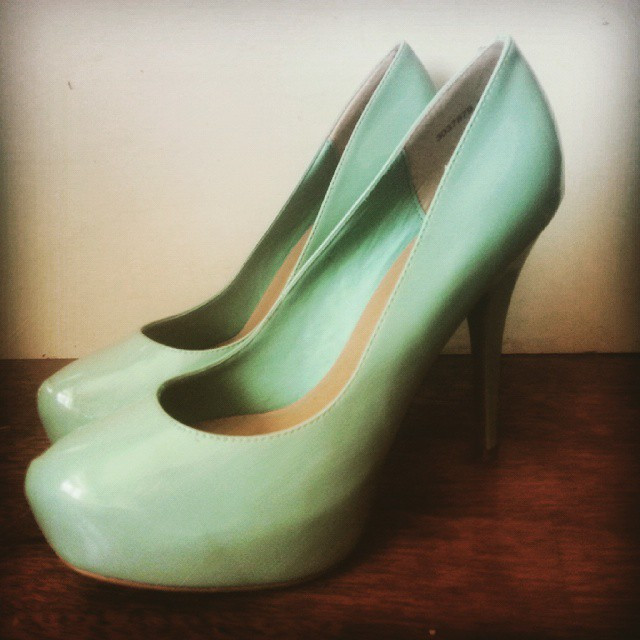 Instagram - Wedding shoes