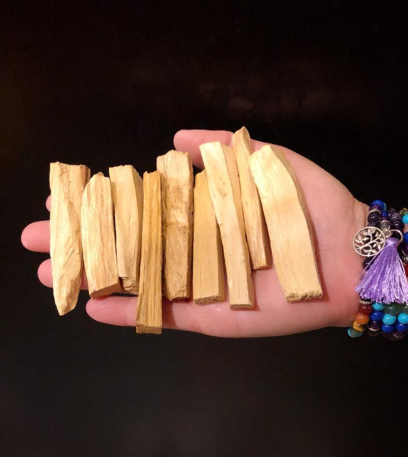 Palo Santo mini sticks