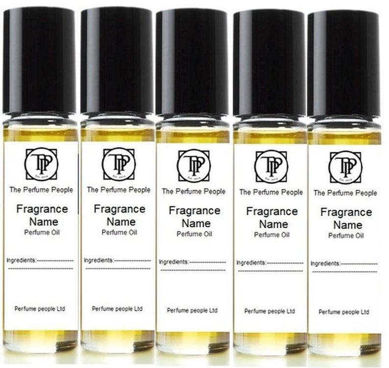 Karma perfume oil
