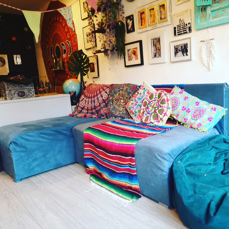 Upcycling our sofa bed