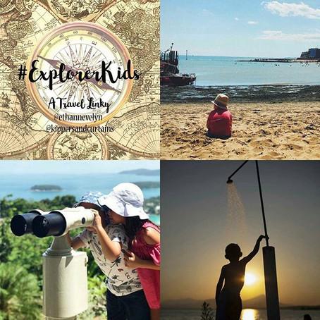 #ExplorerKids Linky - Week 01