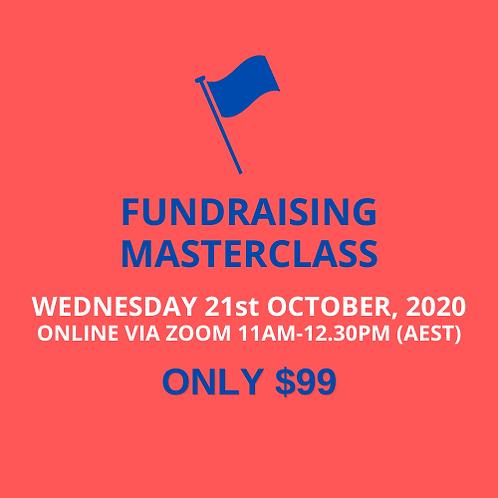 Fundraising Masterclass