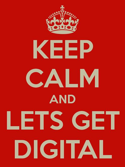 Digital Marketing Masterclass Webinar - Friday 20th November 2020