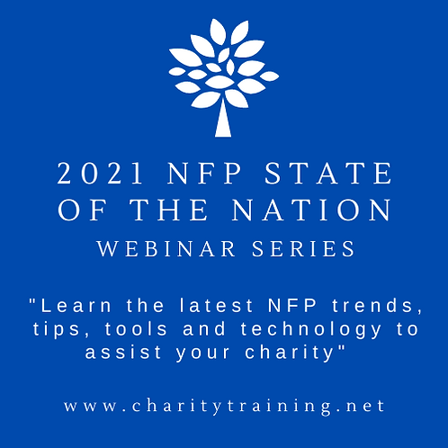 2021 NFP State of the Nation Webinar Series