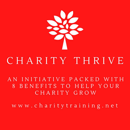 Charity Thrive Package
