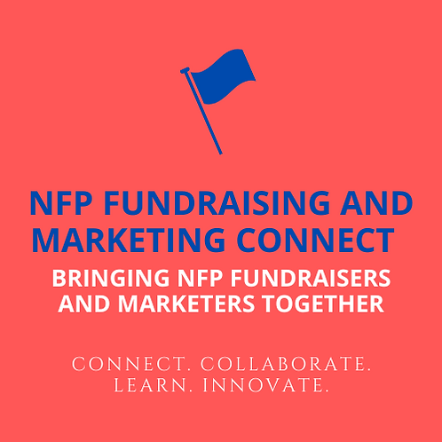 NFP Fundraising and Marketing Connect