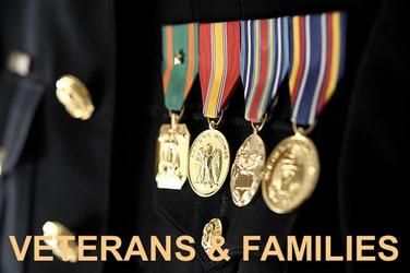 Veterans & Families