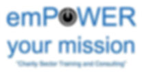 emPOWER Your Mission, charity sector training, workshops, seminars and consulting