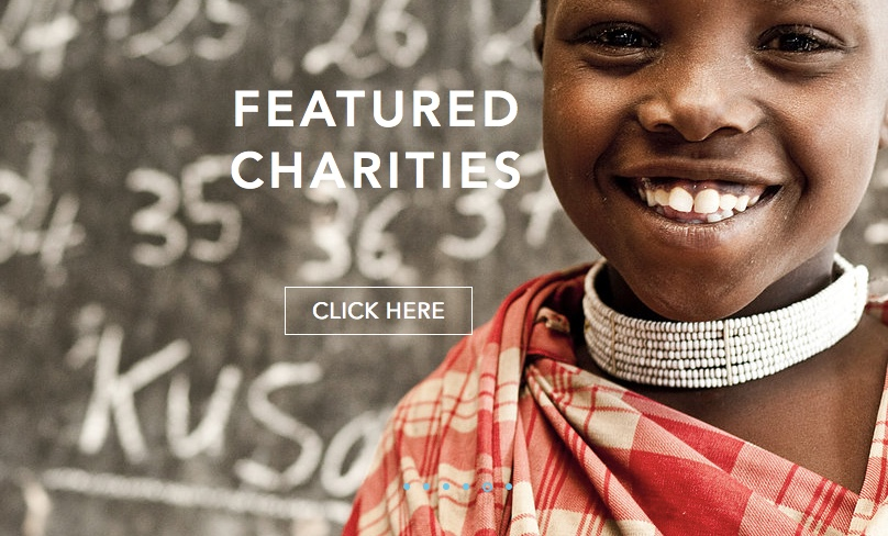 Featured Charities