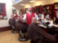 Alan Rowe Barbering in Honiton