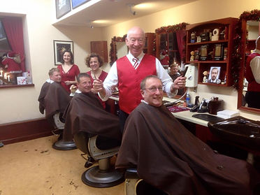 Alan Rowe Barbering in Honiton