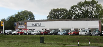 Harts of Honiton, Used Cars, MOTs, Servicing, Finance, Renault & Dacia Service Centre,